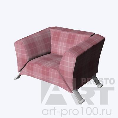 3d диван pro100