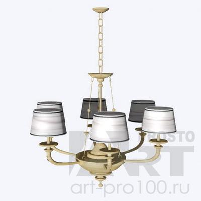 3d светильник pro100
