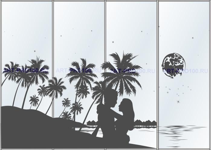 рисунки пескоструй