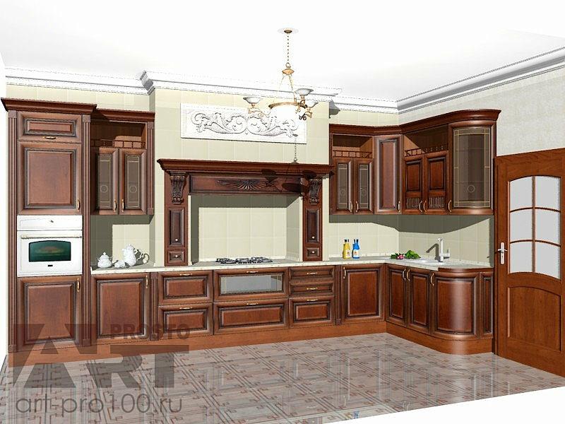 Русском кухни для на pro100 библиотека