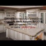 архив Кухни классика: фасады Нике Аворио РУССТА