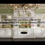 архив Кухни классика: фасады Руджери РУССТА