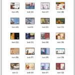 архив Клипарты: Книги, DVD, Аудио